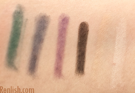 Sleek Cosmetics, Ultra Matte Darks - Renlis.com