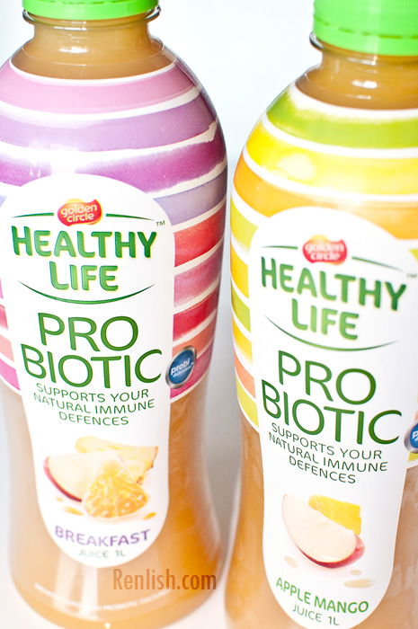 Golden Circle Healthy Life™ Fruit Juice with Probiotic Cultures