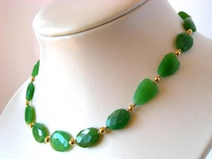 Renlish.com - Sunday Review - Annette Piper Dip. Gem. Handcrafted Jewellery