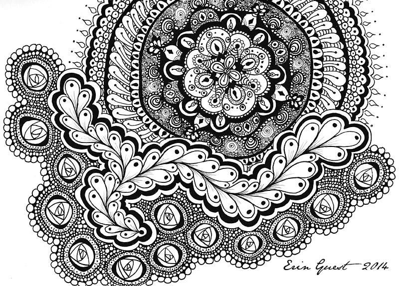 Renlish.com - Doodle Drawing